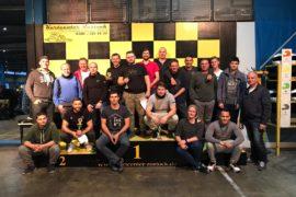 Kartfahren Team Multhaup